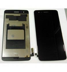 LG K8 2017 MS210 PANTALLA LCD + TACTIL NEGRO ORIGINAL
