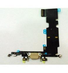 IPhone 8 Plus A1864 original gold charging flex
