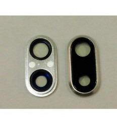 IPhone 8 Plus A1864 original white camera lens