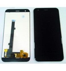 ZTE BLADE A512 PANTALLA LCD + TACTIL NEGRO ORIGINAL