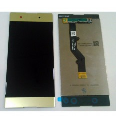 SONY XPERIA XA1 PLUS G3421 G3423 PANTALLA LCD + TACTIL DORADO ORIGINAL