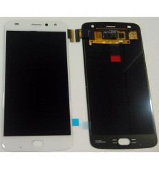 MOTOROLA MOTO Z2 PLAY XT1710 PANTALLA LCD + TACTIL BLANCO ORIGINAL
