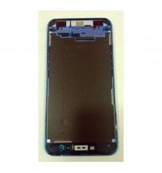 HTC U11 CARCASA CENTRAL O MARCO AZUL ORIGINAL