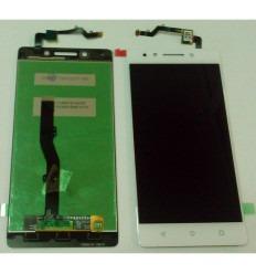 LENOVO K8 NOTE PANTALLA LCD + TACTIL BLANCO ORIGINAL