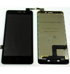 ZTE AVID PLUS Z828 PANTALLA LCD + TACTIL NEGRO ORIGINAL