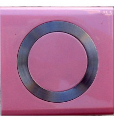 Tapa rosa lector disco UMD Psp 2000