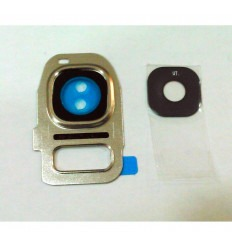 Samsung Galaxy S7 G930 S7 Edge G935 original gold camera lens