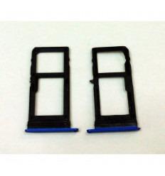 HTC U11 original blue sim tray