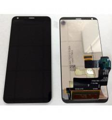 LG Q6 PLUS PANTALLA LCD + TACTIL NEGRO ORIGINAL