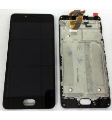 MEIZU MEILAN 5C PANTALLA LCD + TACTIL NEGRO + MARCO ORIGINAL