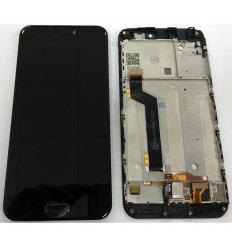 XIAOMI MI 5C PANTALLA LCD + TACTIL NEGRO + MARCO ORIGINAL