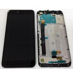 XIAOMI REDMI NOTE 5A PANTALLA LCD + TACTIL NEGRO + MARCO ORIGINAL