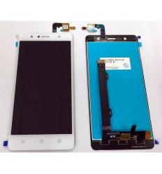 LENOVO K8 PANTALLA LCD + TACTIL BLANCO ORIGINAL
