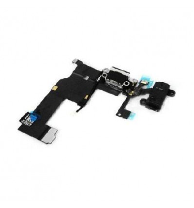 iPhone 5 original black plug in connector flex cable