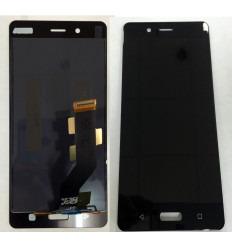 NOKIA 8 PANTALLA LCD + TACTIL NEGRO ORIGINAL