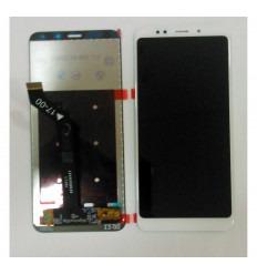 XIAOMI REDMI 5 PLUS PANTALLA LCD + TACTIL BLANCO ORIGINAL
