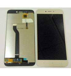 XIAOMI REDMI 5A PANTALLA LCD + TACTIL DORADO ORIGINAL