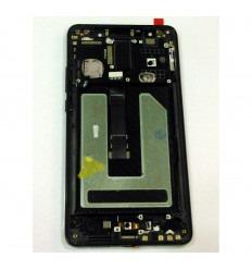 HUAWEI ASCEND MATE 10 PANTALLA LCD + TACTIL NEGRO + MARCO ORIGINAL