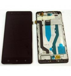 LENOVO K5 NOTE PANTALLA LCD + TACTIL NEGRO + MARCO ORIGINAL