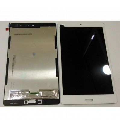 huawei mediapad m3 lite 8 0 original display lcd with white touch screen. Black Bedroom Furniture Sets. Home Design Ideas