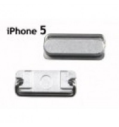 iPhone 5 original on off switch sliver