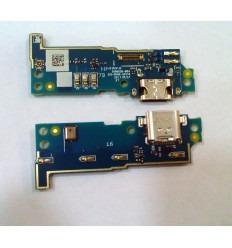 SONY XPERIA L1 G3311 G3312 G3313 FLEX CONECTOR DE CARGA USB TIPO C ORIGINAL