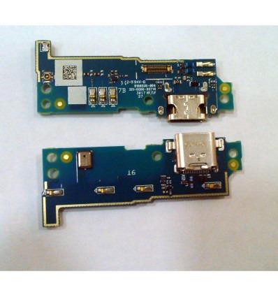 Sony Xperia L1 G3311 G3312 G3313 original flex plug in connector usb tipo C
