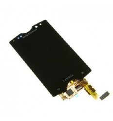 Original LCD+Touch Screen black Sony Ericsson sk17i Xperia