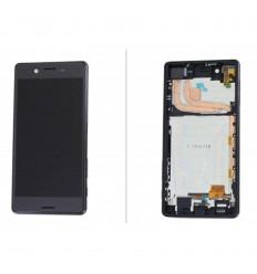 SONY XPERIA X PERFORMANCE F8131 F8132 PANTALLA LCD + TACTIL NEGRO + MARCO ORIGINAL