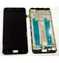 ASUS ZENFONE 4 MAX ZC520KL PANTALLA LCD + TACTIL NEGRO + MARCO ORIGINAL