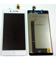 Zte Blade L7 A320 orginal display lcd with white touch screen
