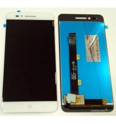 ZTE BLADE A612 PANTALLA LCD + TACTIL BLANCO ORIGINAL