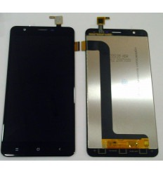 Doogee Y6 original display lcd with black touch screen