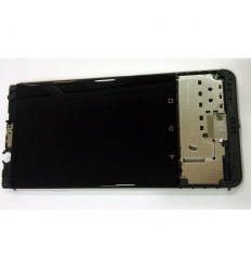 BLACKBERRY KEYONE PANTALLA LCD + TACTIL NEGRO + MARCO ORIGINAL