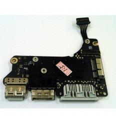 MACBOOK PRO A1425 2012-2013 CABLE FLEX CARGA ORIGINAL REMANUFACTURADO