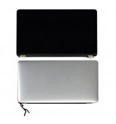 MACBOOK PRO A1398 2013-2014 PANTALLA LCD + CARCASA TRASERA O TAPA PLATA ORIGINAL
