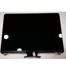 MACBOOK AIR A1534 PANTALLA LCD + CARCASA TRASERA O TAPA DORADA ORIGINAL REMANUFACTURADA