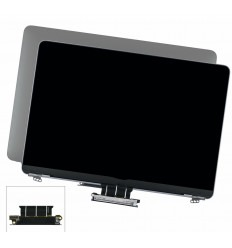 MACBOOK AIR A1534 2015-2016 PANTALLA LCD + CARCASA O TAPA GRIS ORIGINAL REMANUFACTURADA