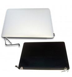 MACBOOK PRO A1502 2015 PANTALLA LCD + CARCASA TRASERA O TAPA PLATA ORIGINAL REMANUFACTURADA