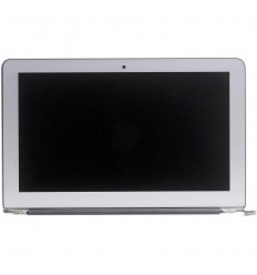 MACBOOK AIR A1465 2013-2015 PANTALLA LCD + CARCASA TRASERA O TAPA BLANCA ORIGINAL REMANUFACTURADA