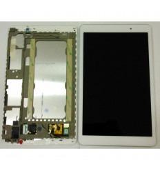 HUAWEI MEDIAPAD T2 10 PRO FDR-A01W FDR-A01L PANTALLA LCD + TACTIL BLANCO + MARCO ORIGINAL
