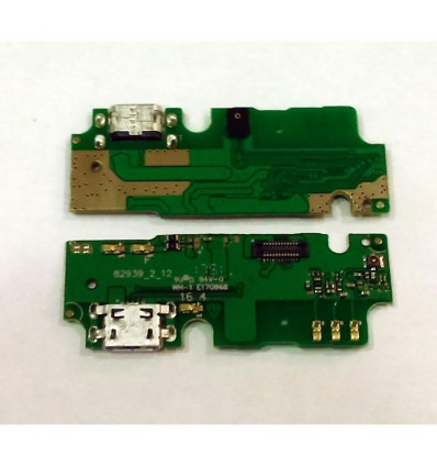 Lenovo K6 Note original charging port flex