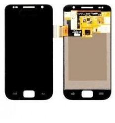 Samsung Galaxy scl i9003 pantalla lcd + táctil original negr