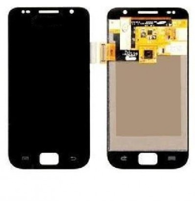 Samsung Galaxy scl i9003 original black lcd with touch scree