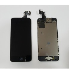 iPhone 5c original display lcd with touch screen with home flex cable with small camera with sensor flex cable with
