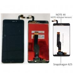 Xiaomi Redmi Note 4X Note 4 Global Version pantalla lcd + tactil negro original