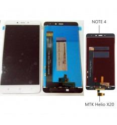 Xiaomi Redmi Note 4 Note 4 Pro pantalla lcd + tactil blanco original Versión 1 Helio