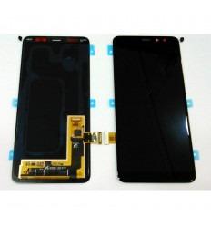 SAMSUNG GH97-21406A A530F GALAXY A8 2018 PANTALLA LCD + TÁCTIL NEGRO ORIGINAL