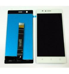 NOKIA 3 PANTALLA LCD + TACTIL BLANCO ORIGINAL