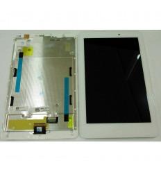 ACER A1-840 PANTALLA LCD + TACTIL BLANCO + MARCO ORIGINAL